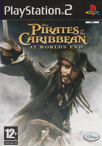 Disney - Pirates of the Caribbean At World's End