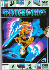 Winter Games (Disk)