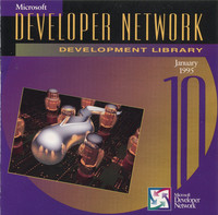 Microsoft Developer Network Development Library 10 - January 1995
