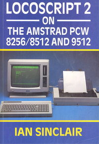 Locoscript 2 on the Amstrad PCW amended