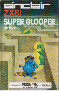 Super Glooper also Frogs