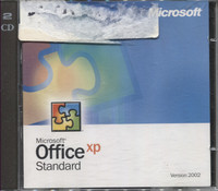 Microsoft Office XP (Version 2002)