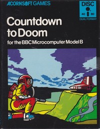 Countdown to Doom (disk)