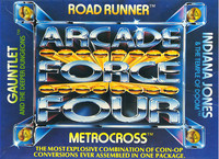 Arcade Force Four (Disk)