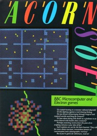 Acornsoft - BBC Microcomputer and Electron Games