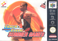 International Track & Field Summer Games