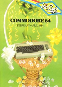 VicSoft - Commodore 64 Catalogue - February-April 1984