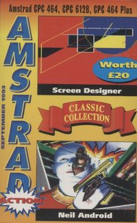 Amstrad Action Pack (Tape 30)