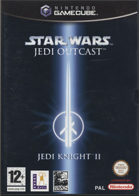 Star Wars Jedi Outcast