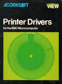 View Printer Drivers