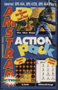 Amstrad Action Pack (Tape 19)