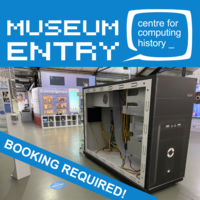Museum Entry - Saturday 29th May 2021