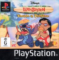Disney's Lilo & Stitch Trouble in Paradise