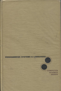 Programming systems and languages