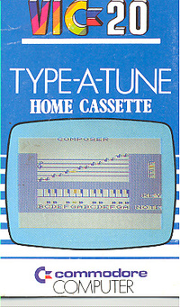 VC-20 Type-a-Tune