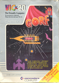 Gorf (Cartridge)