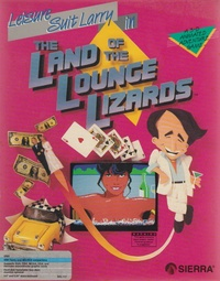 Leisure Suit Larry in Land of the Lounge Lizards