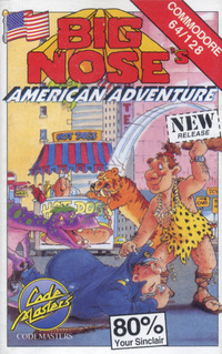 Big Nose's American Adventure