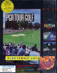 PGA Tour Golf (Hit Squad)