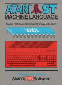 Atari ST Machine Language