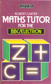 Robert Catter Maths Tutor