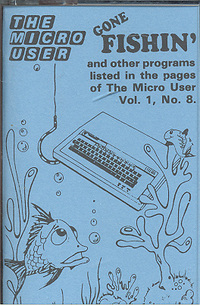 The Micro User Volume 1 Number 8