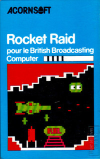 Rocket Raid (French)