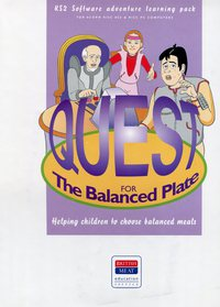 Quest For the Balanced Plate