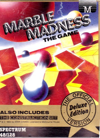 Marble Madness - The Game