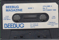 Beebug Magazine - October 1985