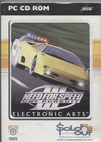 Need for Speed III: Hot Pursuit (Sold Out Software)