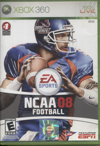 NCAA Football 08 (USA)