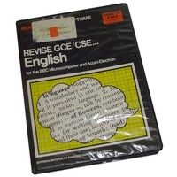 Revise GCE/CSE English