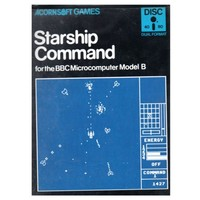 Starship Command (disk)