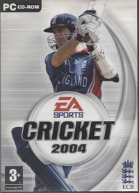 EA Sports Cricket 2004