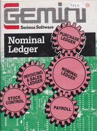 Nominal Ledger
