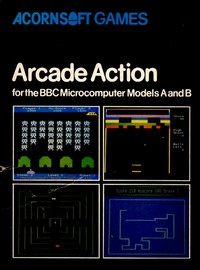 Arcade Action (Sealed)