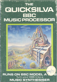 BBC Music Processor (Early)