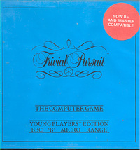 Trivial Pursuit Young Players Edition - Cassette