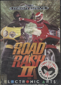 Road Rash II (original version)