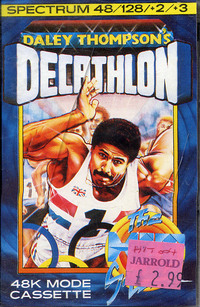 Daley Thompsons Decathlon (Hit Squad)