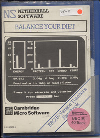 Balance Your Diet (Disk)