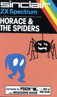 Horace & The Spiders