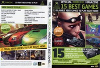 Official Xbox Magazine 15 Best Games