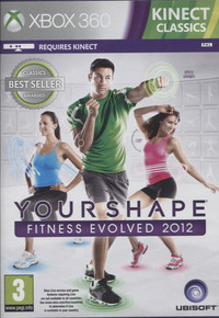 Your Shape - Fitness Evolved 2012