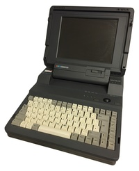 Amstrad ACL-386SX120 Laptop