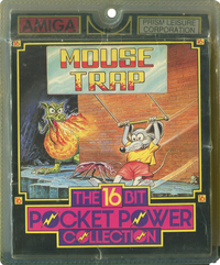 Mouse Trap (The 16 Bit Pocket Power Collection)