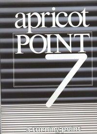 Apricot Point 7 - A Turning Point