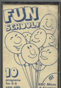 Fun School - for 5-8 year olds
