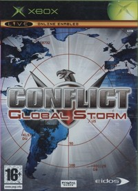 Conflict Global Storm